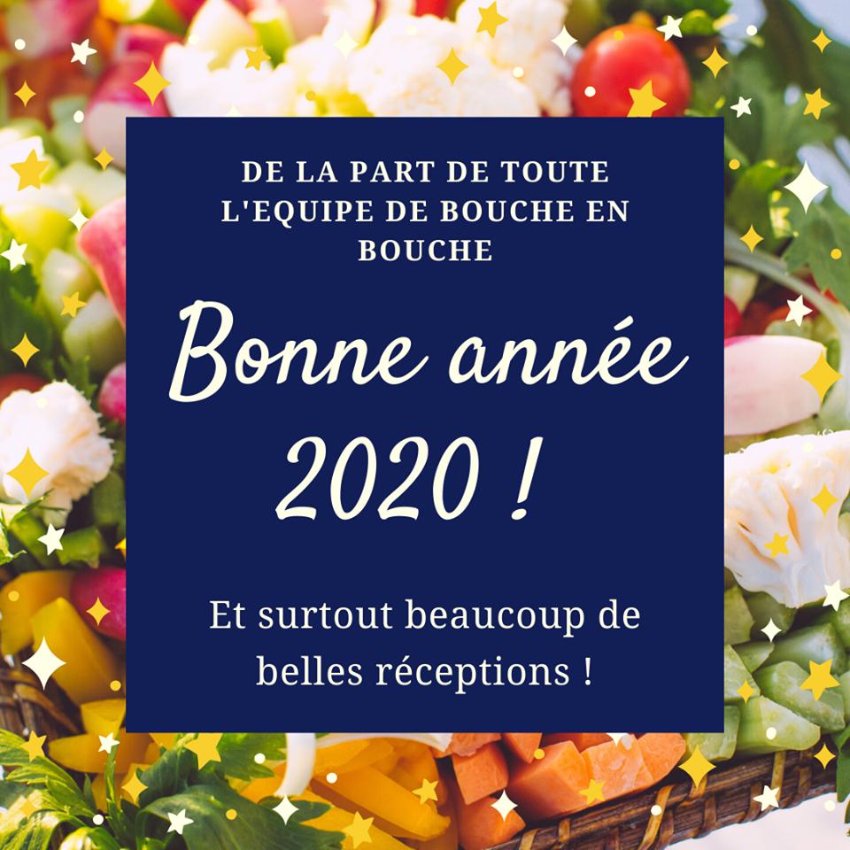 Une bonne année 2020 !